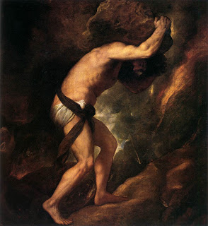 The Labor of Sisyphus