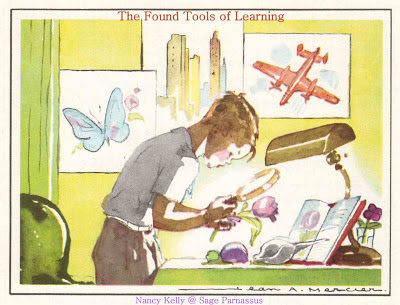 The Found Tools of Learning
