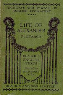 Plutarch – Blackie Editions