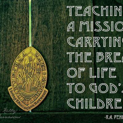 Motto for Teachers