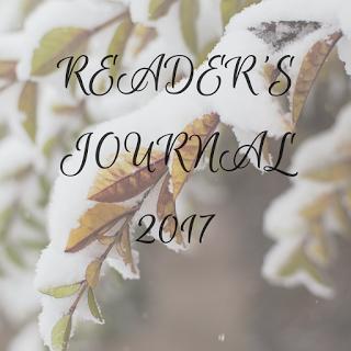 Reader's Journal 2017