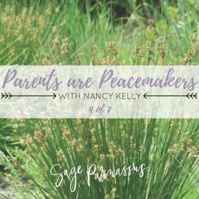 Parents are Peacemakers (4 of 7)