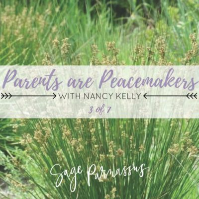 Parents Are Peacemakers (3 of 7)